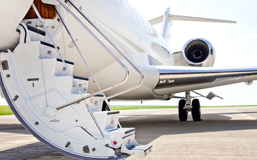 Jet Charter Vs. Fractional Ownership