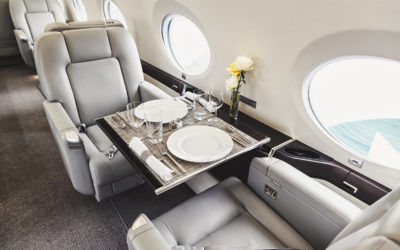 5 Things to Look for When Chartering a Private Jet (And 5 Questions to Ask Before You Fly)