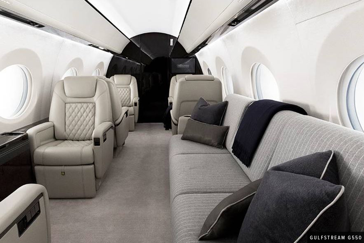 Available Jets Vault Aviation Private Jet Selection