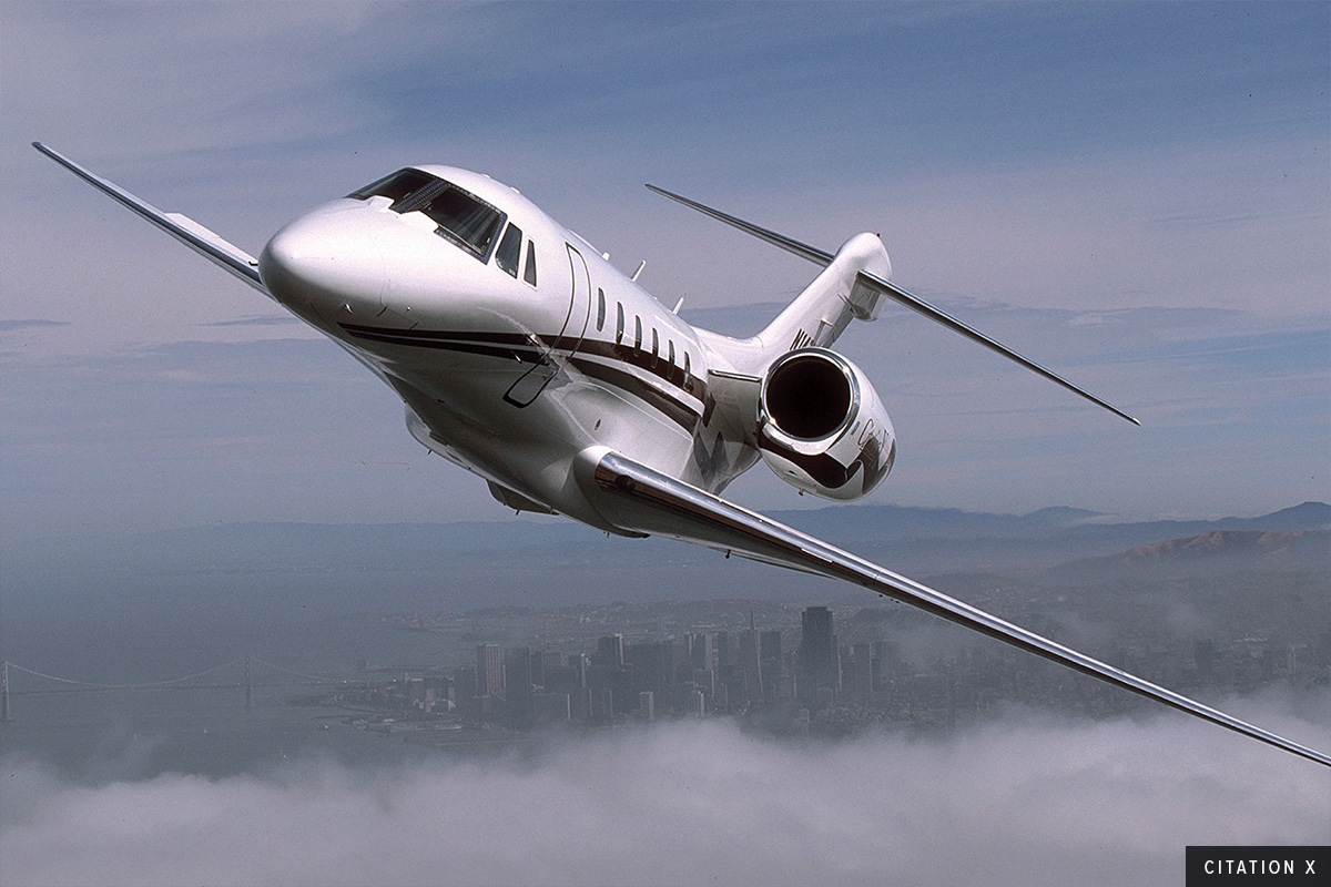 Super Mid Citation X Exterior