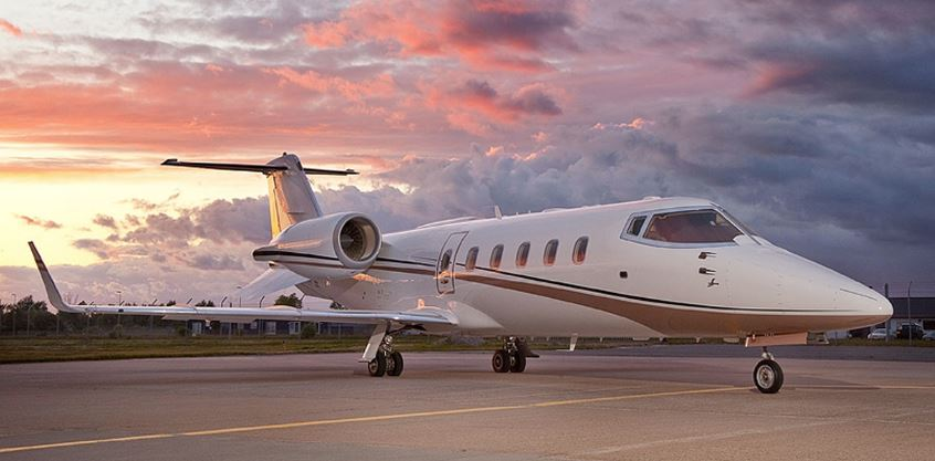 New Private Jet for a Private Jet Charter
