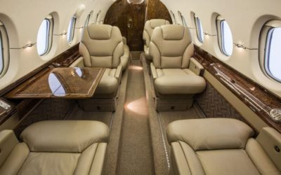 5 Reasons Business Professionals Fly Private Jet Charters