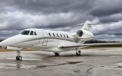 The Green Future of Private Jet Charters & Private Flights
