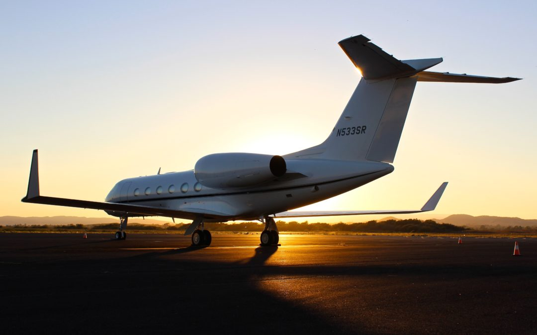 Private jet from MAX Jet Card