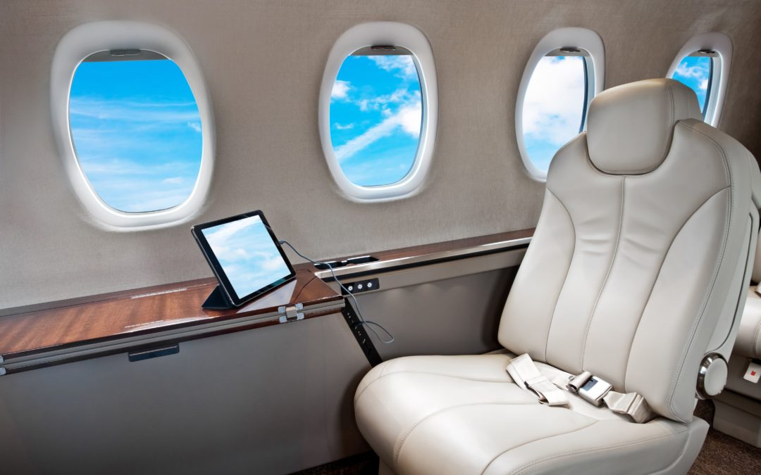 Private jet for Business Travel