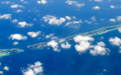 Ditch the Cold & Fly to These Private Jet Charter Island Destinations (Even During COVID-19)