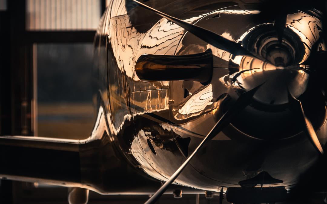 turboprop Private Jet Flight